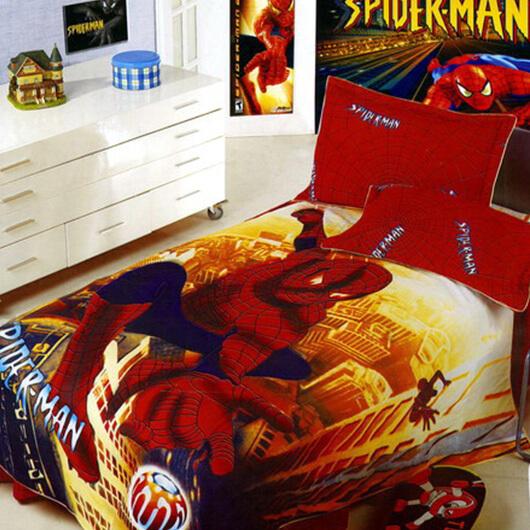 Постельное белье Spider man