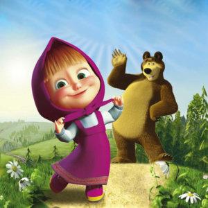 "Детская комната ""Маша и Медведь"""