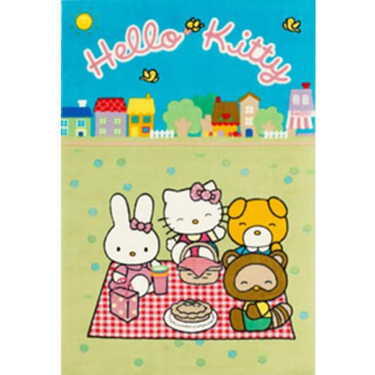 Ковёр для детской Hello Kitty