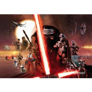 Фотообои EP7 Collage Star Wars