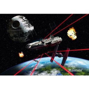 Фотообои Millennium Falcon Star Wars
