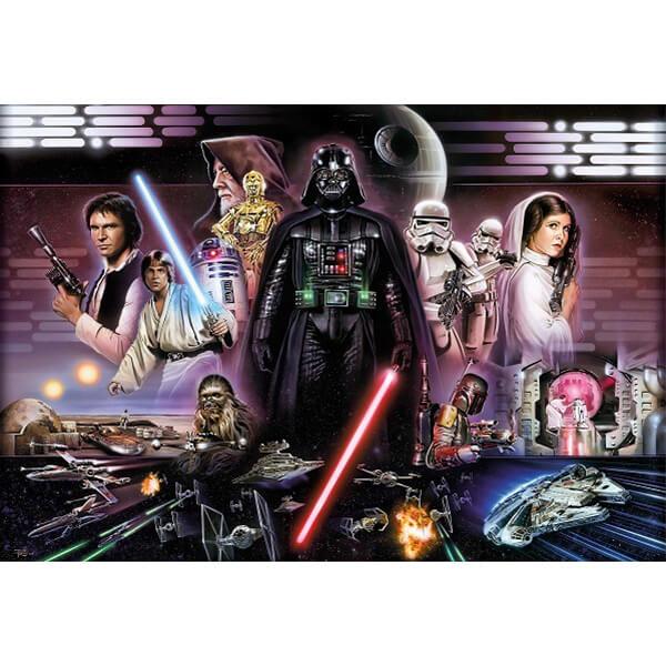 Фотообои Darth Vader Collage Star Wars