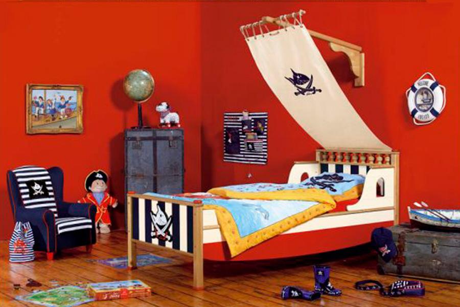 Комната Пираты