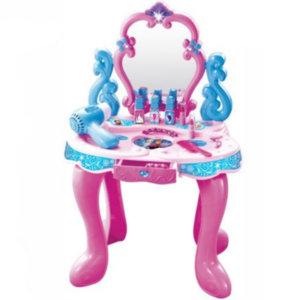 """Столик с зеркалом """"Холодное сердце"""""""