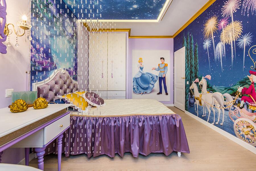 Комната Принцеесы