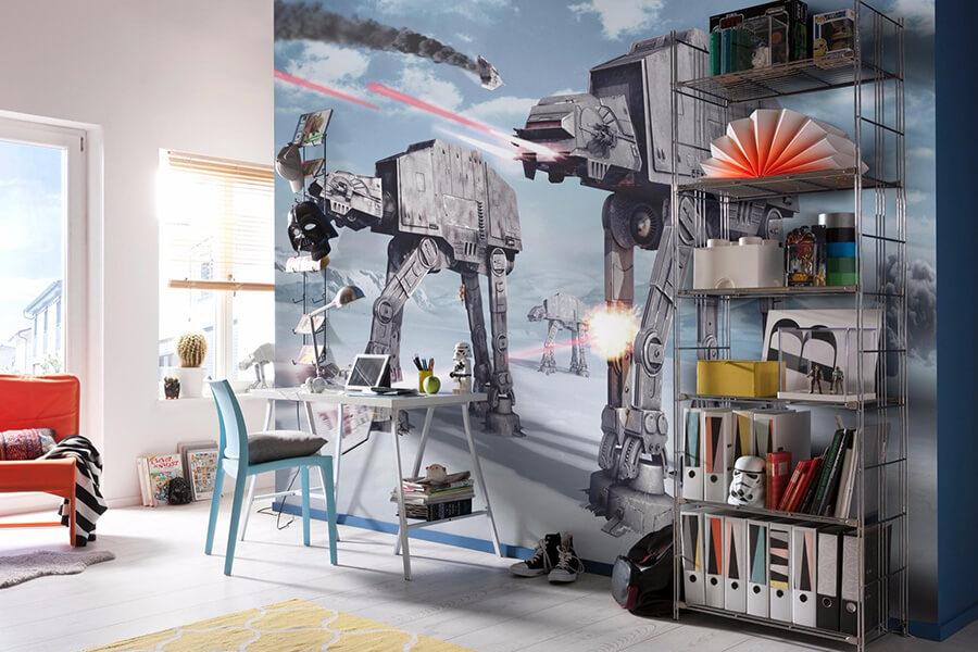 Комната Звездные войны