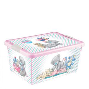 """Ящик для игрушек """"Мишка Тедди"""""""