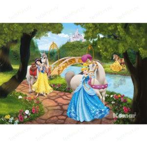 """Фотообои """"Принцессы на прогулке"""""""