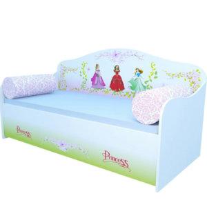 """Кровать """"Принцессы"""""""