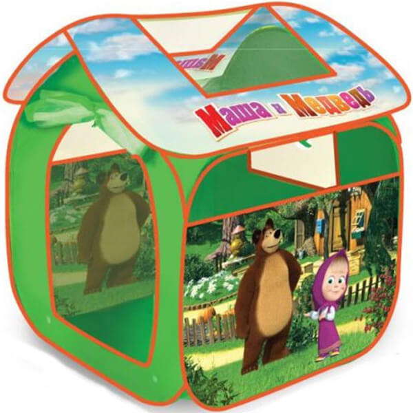 """Игровая палатка """"Маша и Медведь"""""""