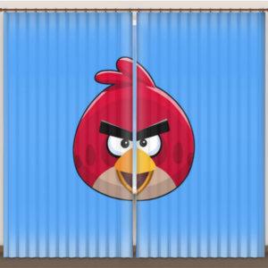 Фотошторы Angry Birds