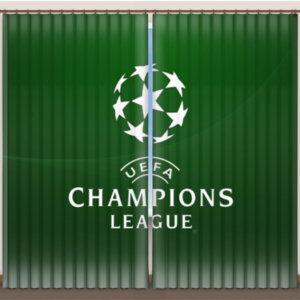 Фотошторы Champions League