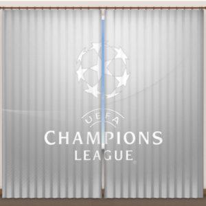"""Фотошторы """"Лига чемпионов УЕФА"""""""
