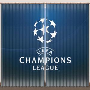 """Фотошторы """"Лига чемпионов"""""""