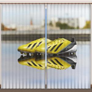 """Фотошторы """"Бутсы adidas"""""""