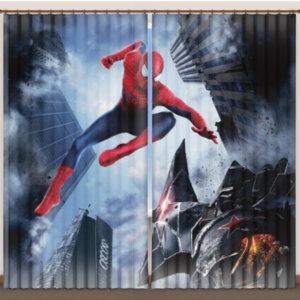 шторы Человек-паук