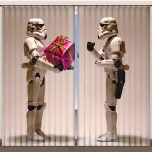 """Фотошторы """"Подарок"""""""