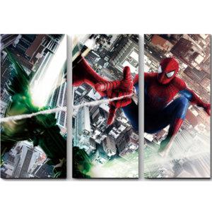 Модульная картина Spider man