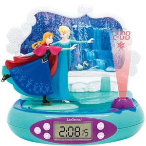 """Часы-проектор """"Холодное сердце"""""""