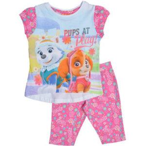 """Пижама для девочки """"Щенячий патруль"""""""