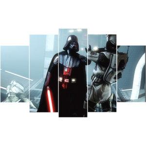 Модульная картина Star Wars