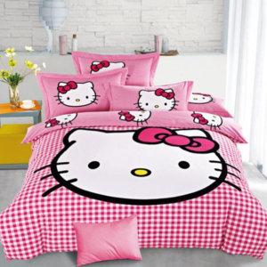 Постельное белье Hello Kitty
