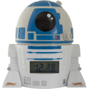 Часы-будильник BulbBotz R2-D2