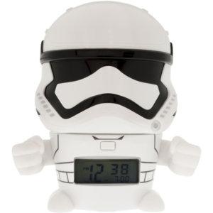 Часы-будильник BulbBotz Stormtrooper