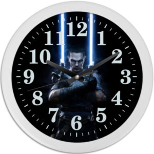 """Часы настенные """"Звездные войны"""""""