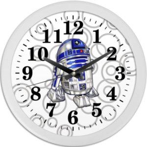 Часы настенные R2-D2