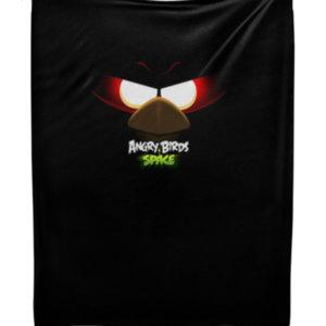 Плед флисовый Angry Birds