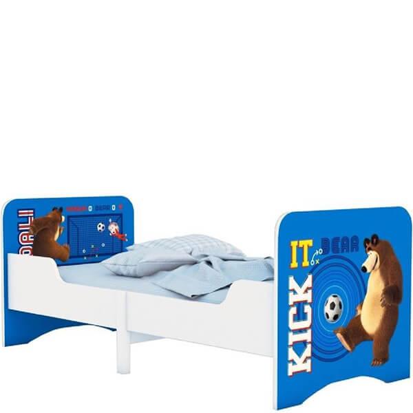 """Кровать """"Маша и Медведь"""""""