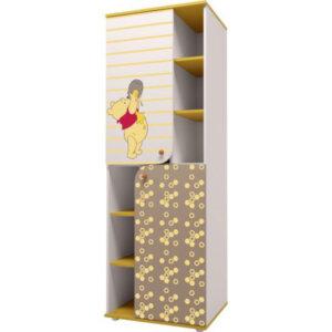 Шкаф-пенал «Винни Пух»