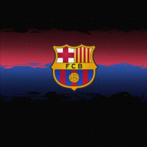 Холст FC Barcelona