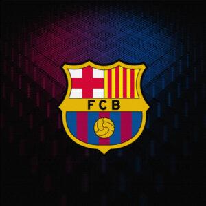 Холст FC Barca
