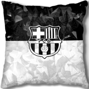 Подушка FC Barca Black Collection