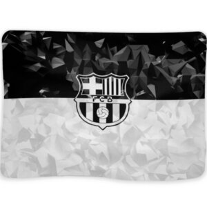 Плед FC Barca Black Collection