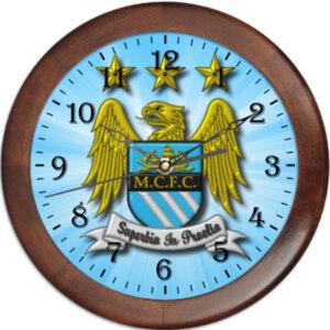 Часы FC Manchester City