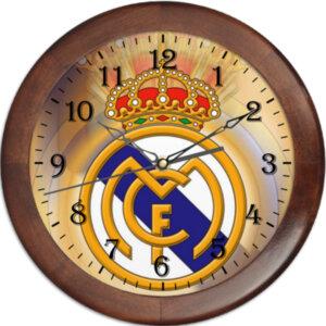 Часы FC Real Madrid
