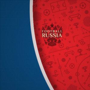 Холст Football Russia