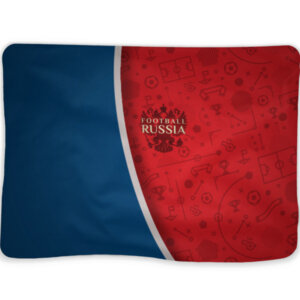 Плед Football Russia