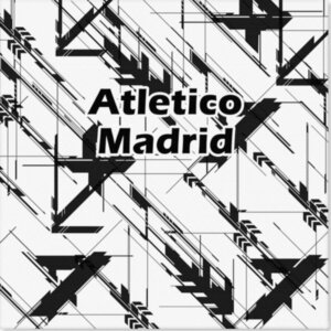 """Холст """"Атлетико Мадрид"""""""