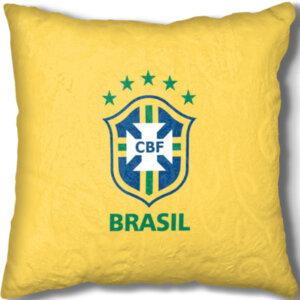 """Подушка """"Сборная Бразилии"""""""