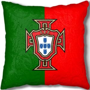 """Подушка """"Сборная Португалии"""""""