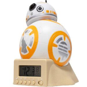 "Часы-будильник ""Дроид BB-8"""