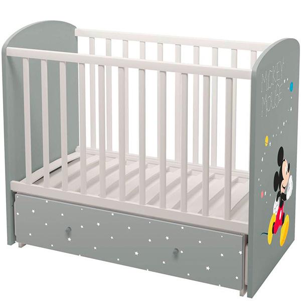 """Детская кроватка """"Микки Маус"""""""