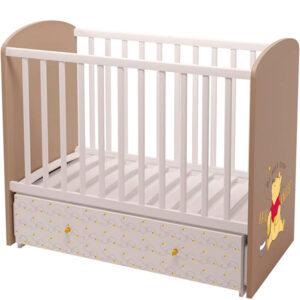 """Детская кроватка """"Винни Пух"""""""