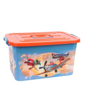 """Ящик для игрушек """"Самолеты"""""""