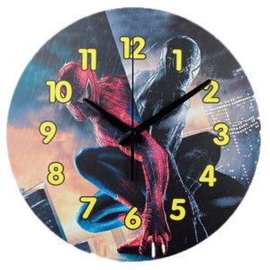 """Часы настенные """"Человек-паук"""""""