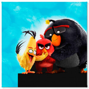 Холст Angry Birds